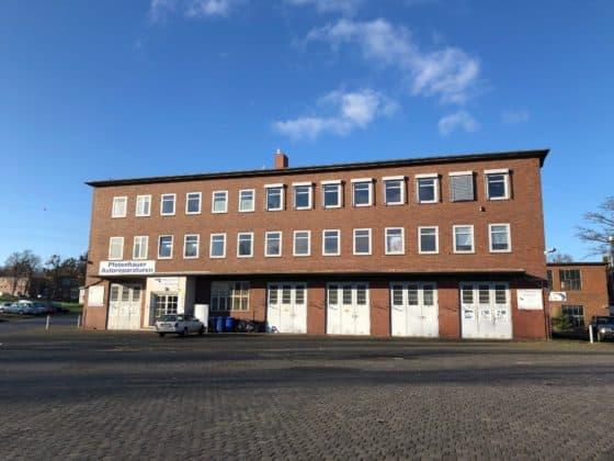 Polte-Werk Duderstadt, ehemaliges Feuerwehrgebäude