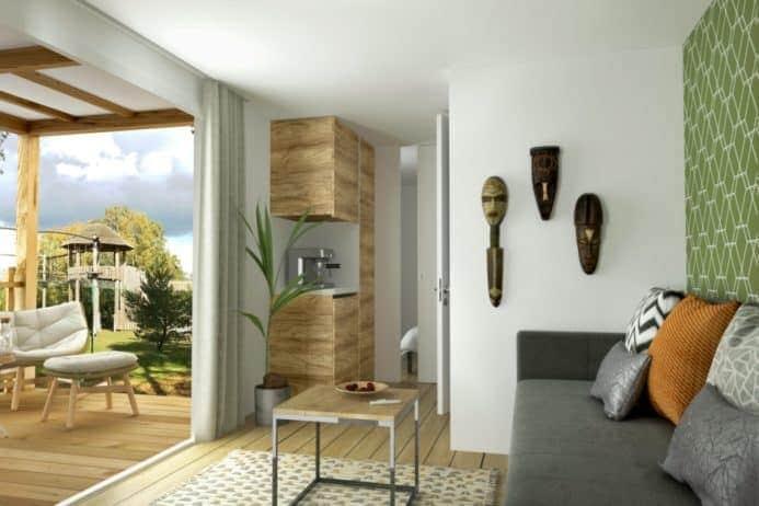Living-Room im Safaripark Stukenbrock