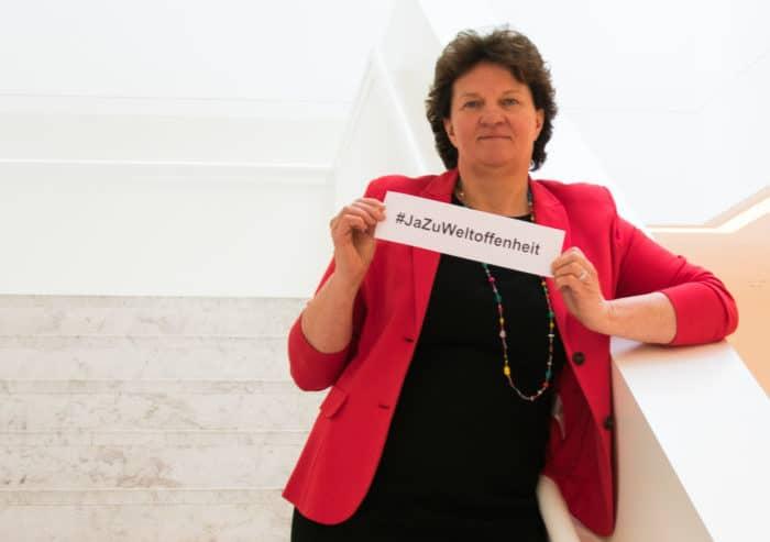 Kampagne der deutschen Tourismuswirtschaft