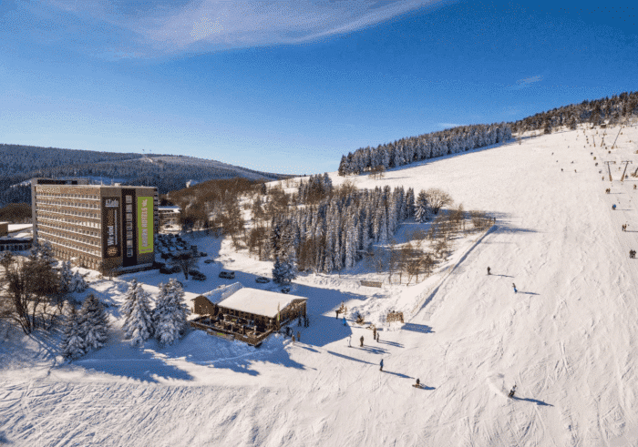 Winterspaß in Oberwiesenthal