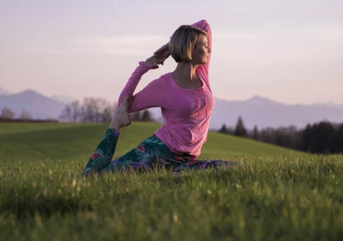 Yoga an außergewöhnlichen Orten
