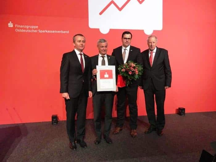 Tourismusverband Vogtland gewinnt Marketing Award 2019