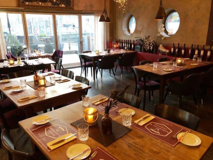 Sebastian's Steakhouse Innenansicht