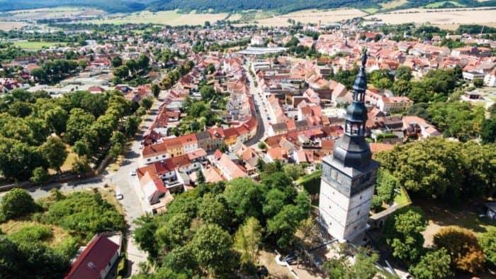 Tourismus: Bad Frankenhausen