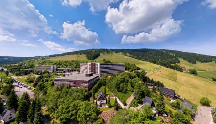 Schüler zur Berufsorientierung in den AHORN Hotels & Resorts