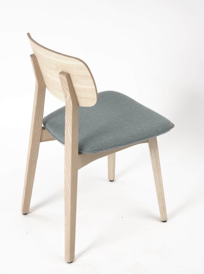 Stuhl Torge 11427, Gestell Esche massiv