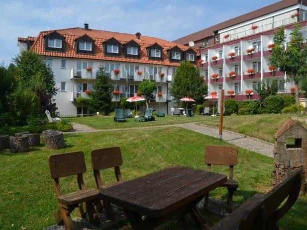 Außenansicht Kneipp-Bund Hotel Bad Lauterberg