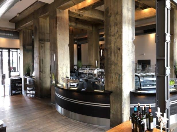 Bar Restaurant CASINO Zollverein in Essen