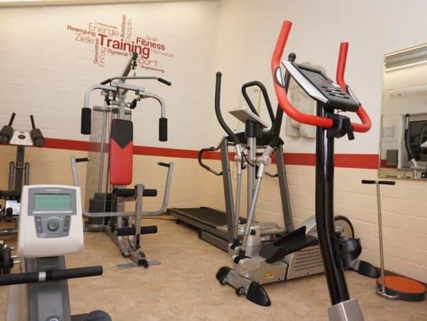 Cardio-Trainingsgeräte im Kneip-Bund Hotel Bad Lauterberg Harz