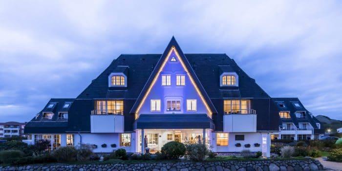 Das Dorint Strandresort & Spa Sylt/Westerland erleben