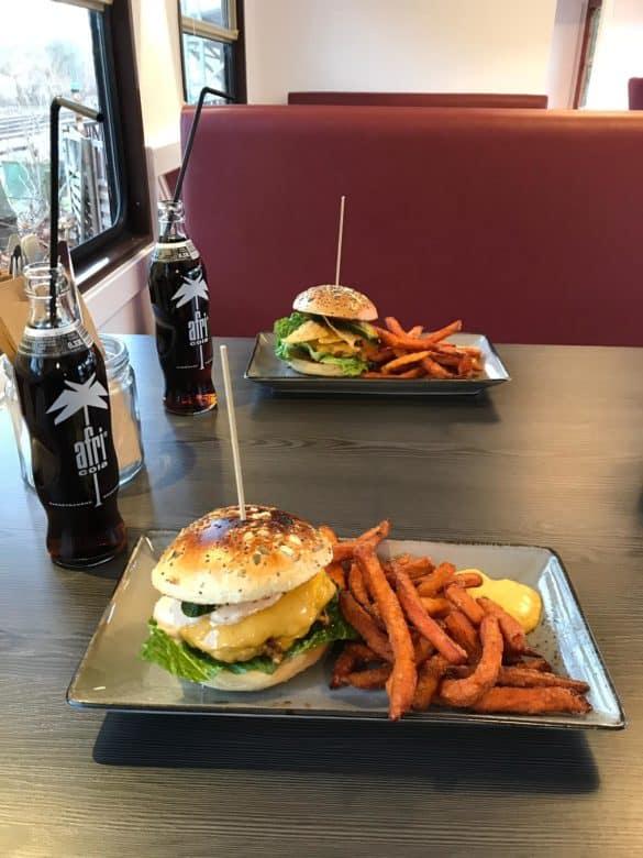 Homemade-Burger Restaurant Ersteklasse Hilchenbach