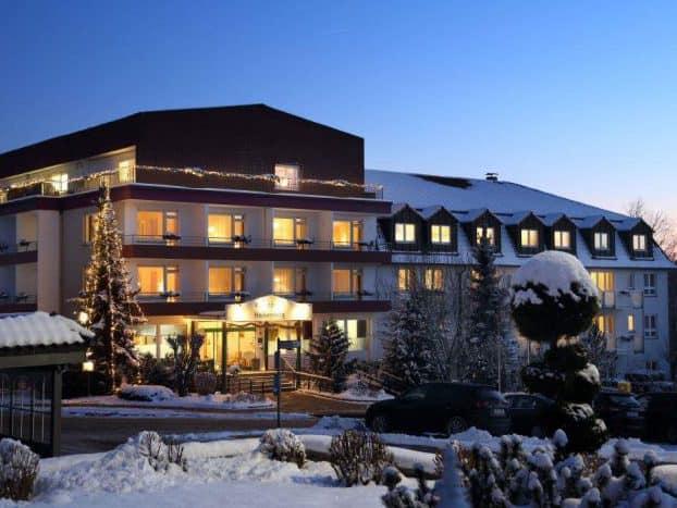 Auch im Winter ist das Kneipp-Bund in Bad Lauterberg eine Reise wert