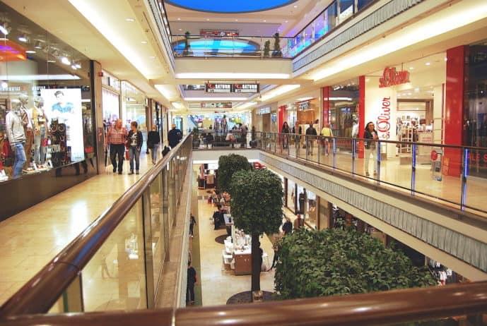 Einkaufzentrum Limbecker Platz Essen