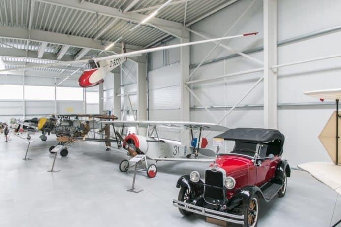 Hangar Luftfahrtmuseum Wernigerode