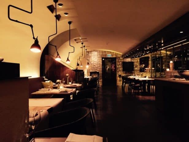 Restaurant Philipp Soldan, Gastraum