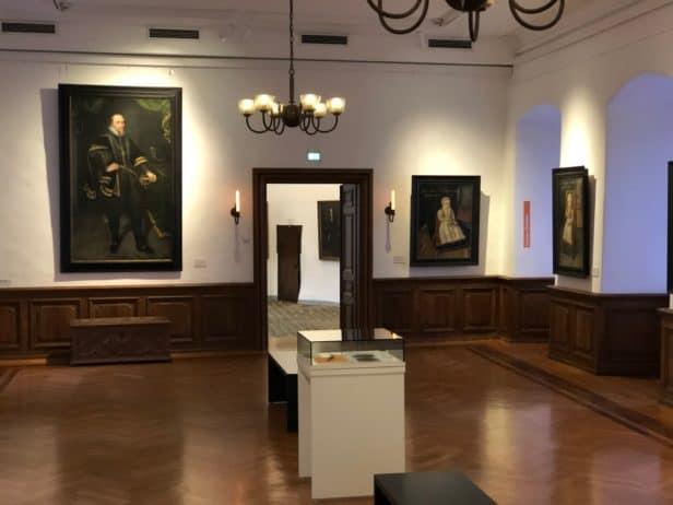 Oraniersaal im Siegerlandmuseum