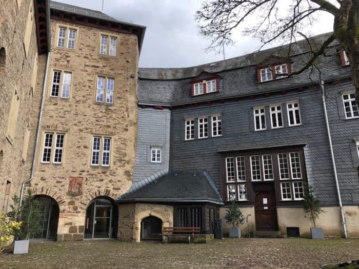 Das Siegerlandmuseum im Oberen Schloss Siegen