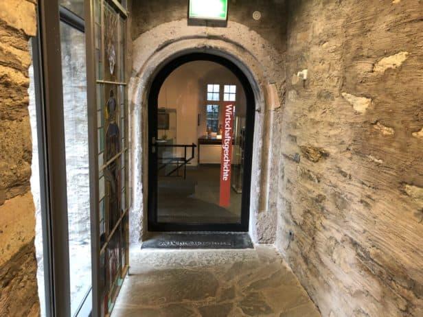 Wirtschaftsgeschichte im Siegerlandmuseum
