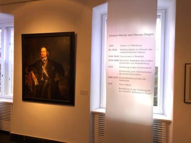 Johann Moritz von Nassau-Siegen im Siegerlandmuseum