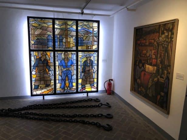Regionale Glasmalerei Siegerlandmuseum