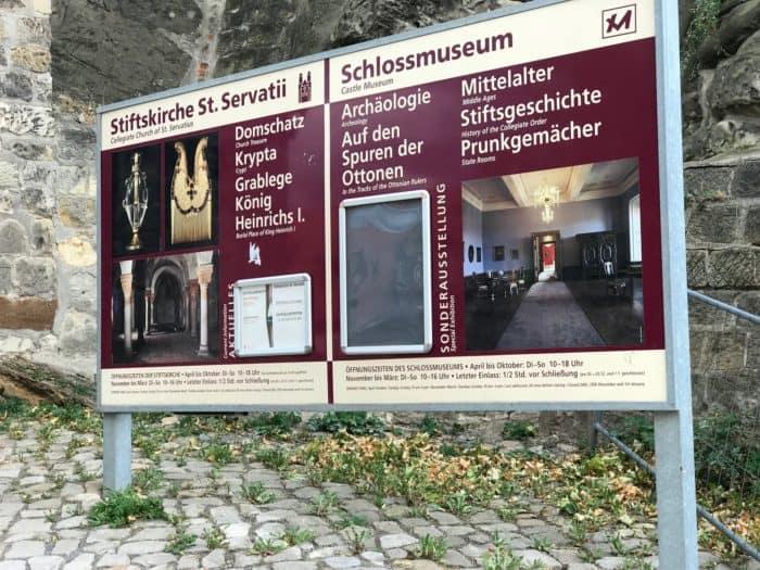 Urlaub in der Welterbestadt Quedlinburg liegt weiter im Trend