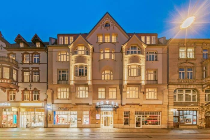Erfurter Best Western Plus Hotel Excelsior