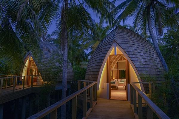 Nika Spa Deluxe Inselresort Faarufushi Maldives