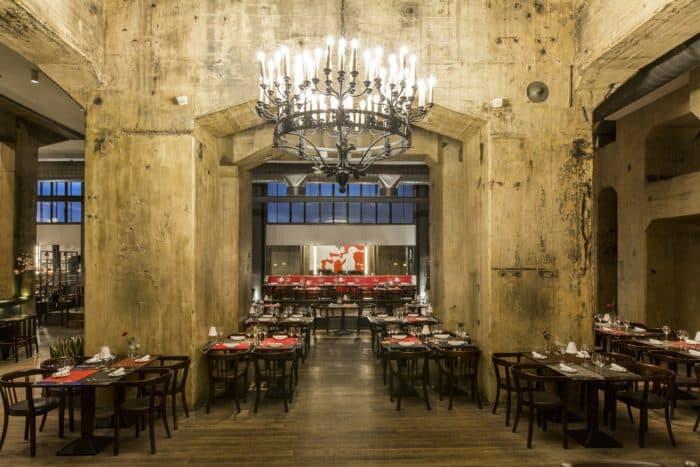Gastronomie auf Zollverein: CASINO Zollverein