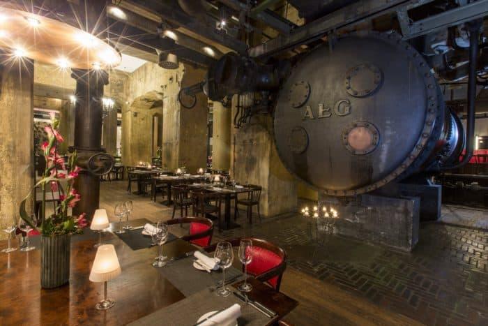 Gastronomie auf Zollverein: