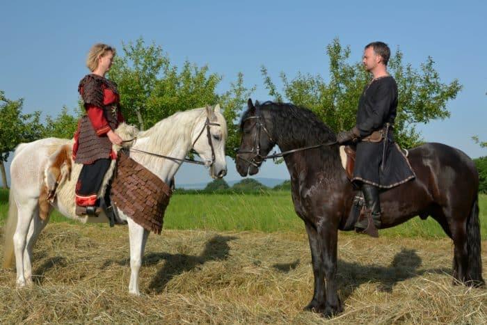 Mittelalterfeste und Turniere in Hessen
