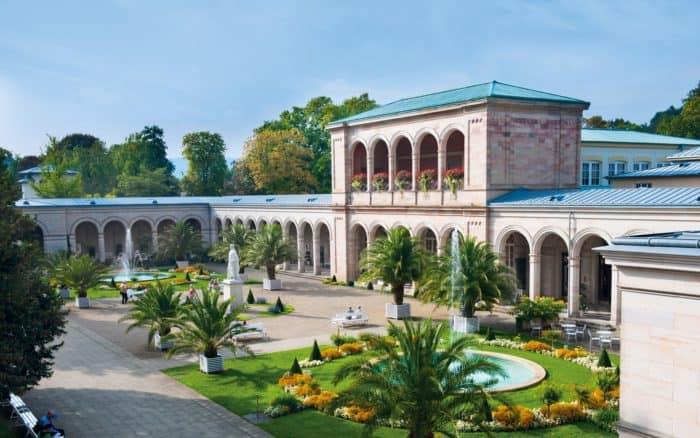 Bad Kissingen auf dem Weg zum Weltkulturerbe: Entscheidung 2020