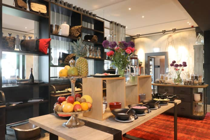 Frühstück Buffet Nägler's - Fine Lounge Hotel