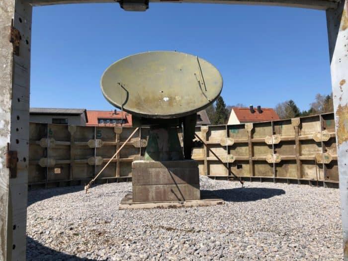Abhörtechnik Stasi-Kuppel