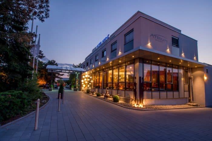 Atrium Hotel Mainz - Heimkommen und sich wohlfühlen