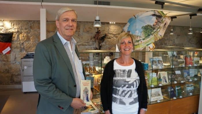 Mal- und Rätselheft Regenstein für Blankenburger Tourismusbetrieb kreiert