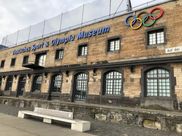 Sportgeschichte erleben: Deutsches Sport & Olympia Museum