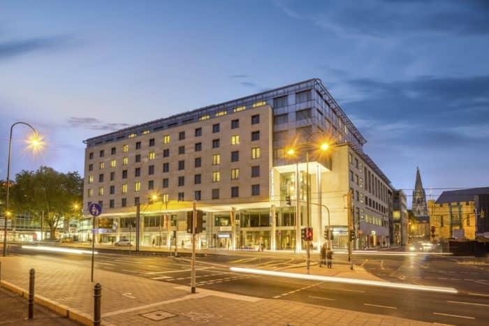 Pachtvertrag fürs Dorint Hotel am Heumarkt um 20 Jahre verlängert