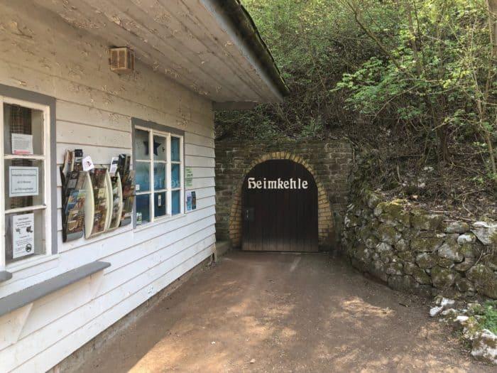 Heimkehle: die größte Gipsschauhöhle Deutschlands