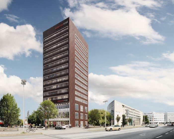 Neubau IntercityHotel Hannover