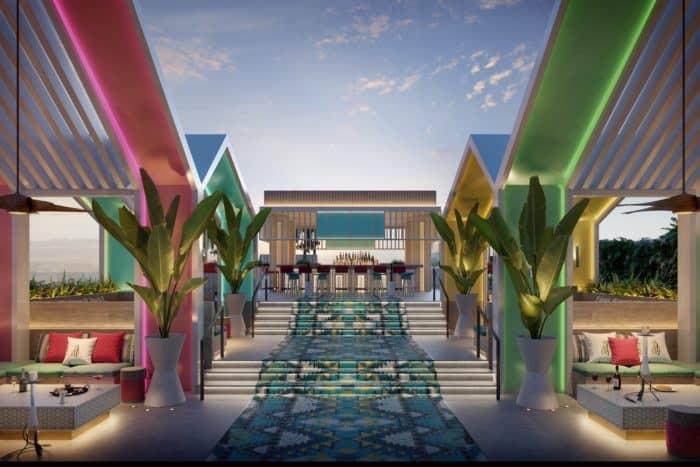 Neues Designhotel für Musikliebhaber öffnet 2022 in der Altstadt von Dubai