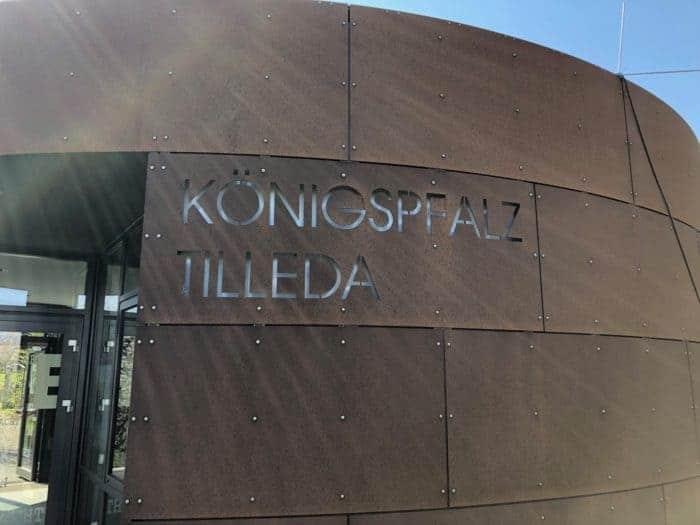 Zutritt Königspfalz Tilleda