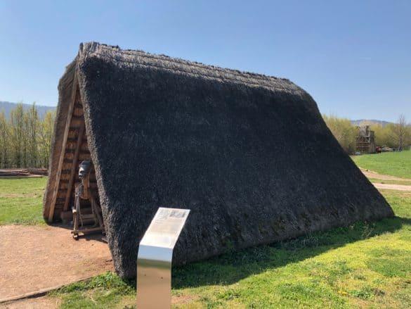 koenigspfalz_tilleda_grubenhaus-585x439 Königspfalz Tilleda: Freilichtmuseum zu Füßen des Kyffhäusers