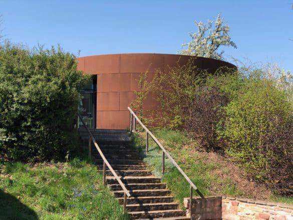koenigspfalz_tilleda_kassengebauede-585x439 Königspfalz Tilleda: Freilichtmuseum zu Füßen des Kyffhäusers