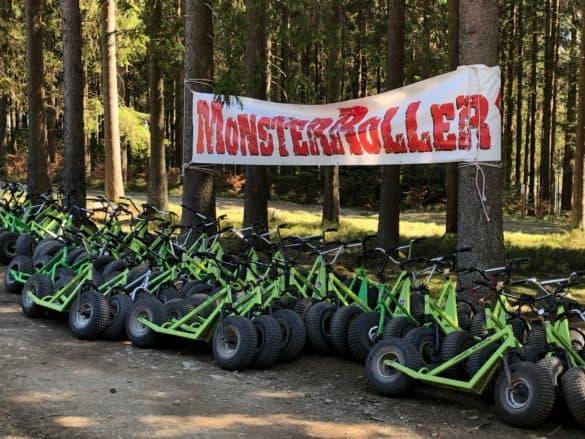 monsterroller_wurmberg-585x439 Wurmbergseilbahn und Wurmberg: Ort für Superlative im Harz
