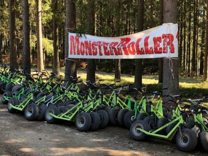 Monsterroller Wurmberg