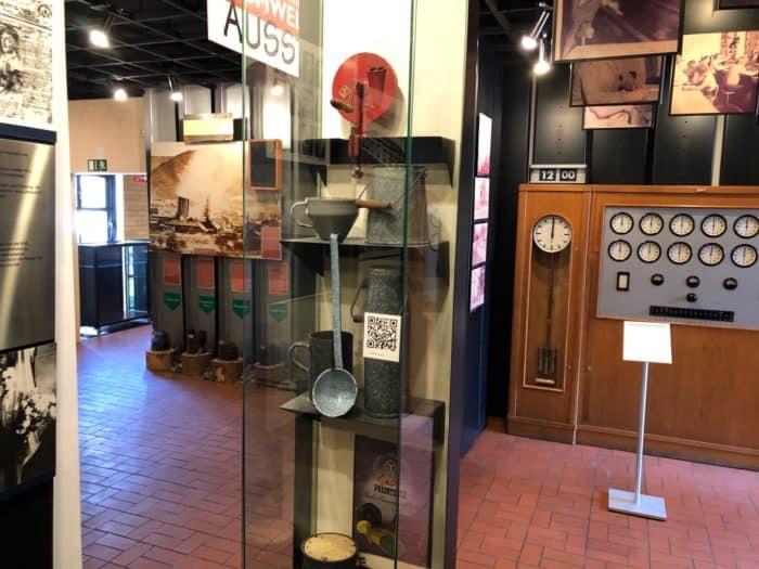 Nachkriegsproduktion SAG-Betrieb aus Restbeständen an Rüstungsgütern
