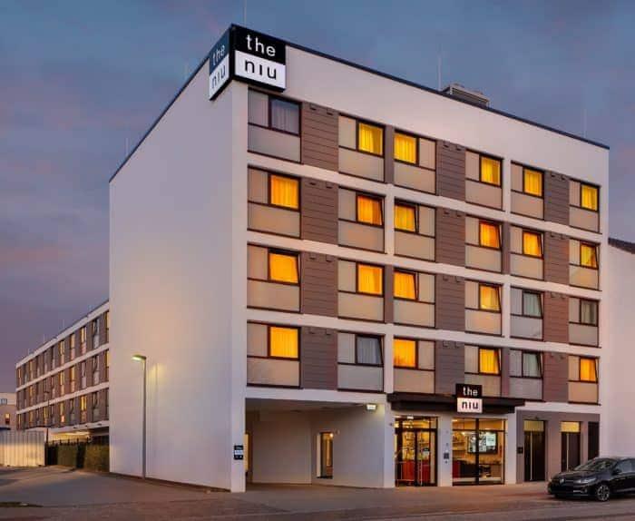 Das Hotel the niu Keg mit 116 Zimmern öffnet seine Türen in Hamburg