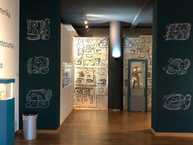 Ausstellungsbereich Schokoladenmuseum Köln