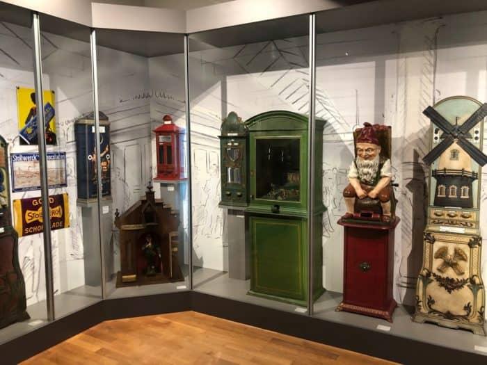 Aus längst vergangener Zeit: Historische Schokoladenautomaten