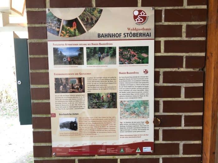 Zur Geschichte des Waldgasthauses Stöberhai